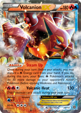 Volcanion EX