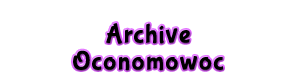 Oconomowoc Archive