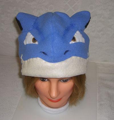 Blastoise hat