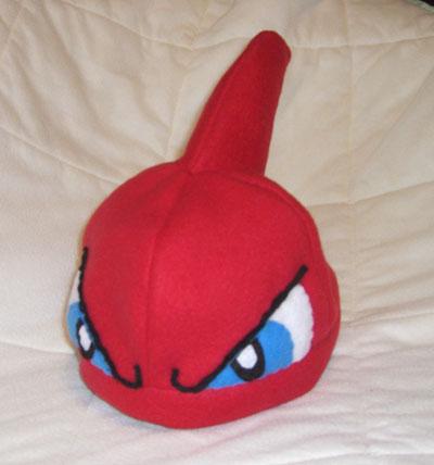 Charmeleon hat