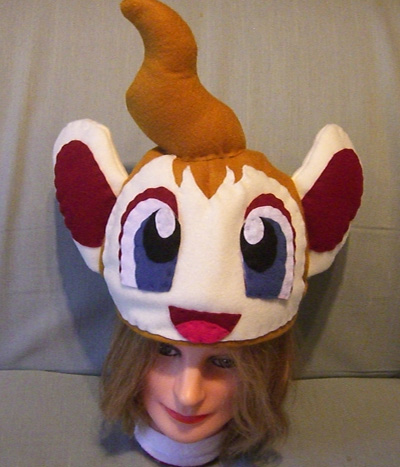 Chimchar hat