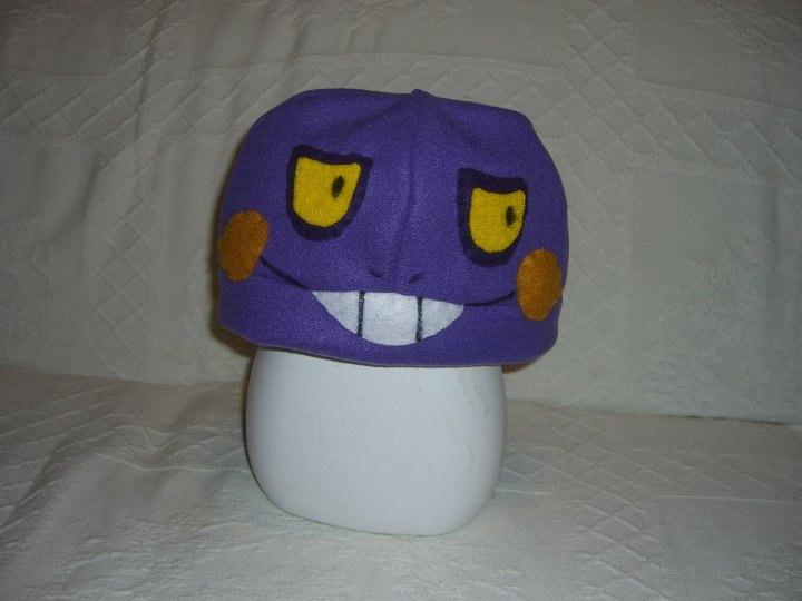 croagunk hat