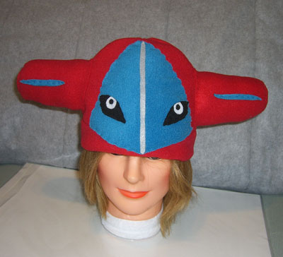 Deoxys hat