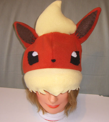 Flareon hat
