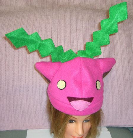 Hoppip hat