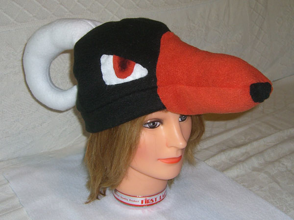 Houndoom hat