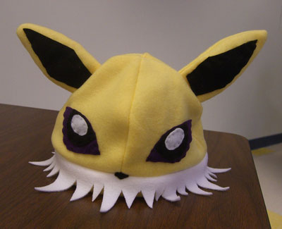 Jolteon hat