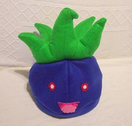Oddish hat