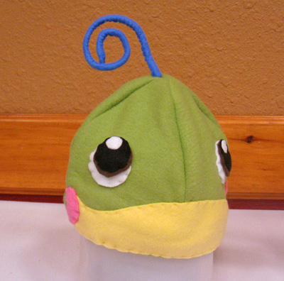 Politoed hat