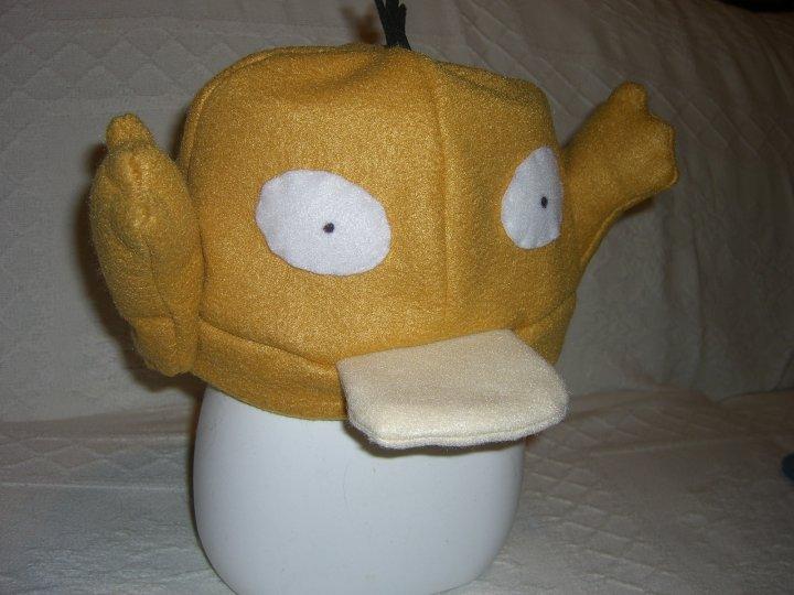 psyduck hat