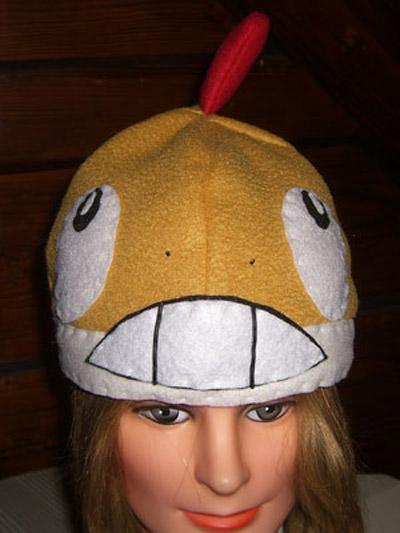 Scraggy hat