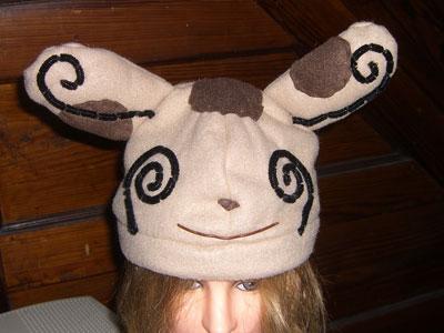 Spinda hat