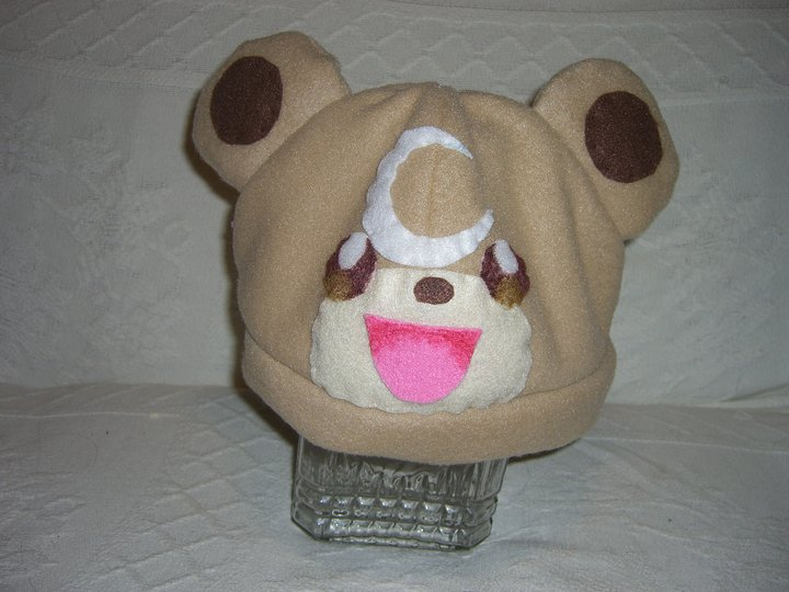 teddiursa hat