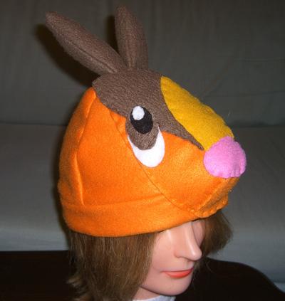 Tepig hat
