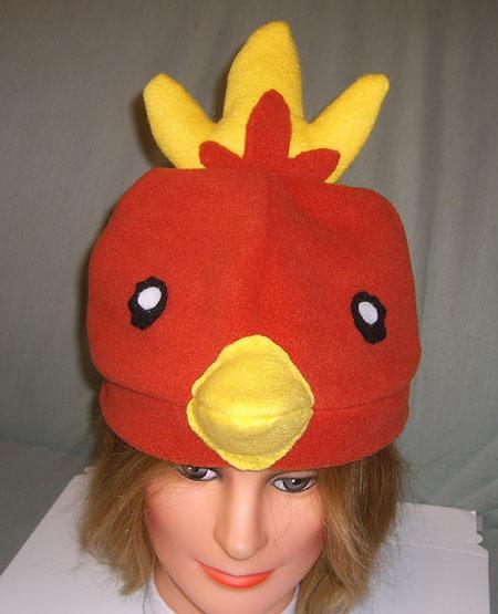 Torchic hat