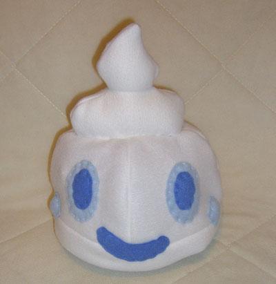 Vanillite hat