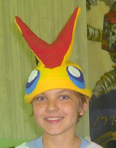 Victini hat