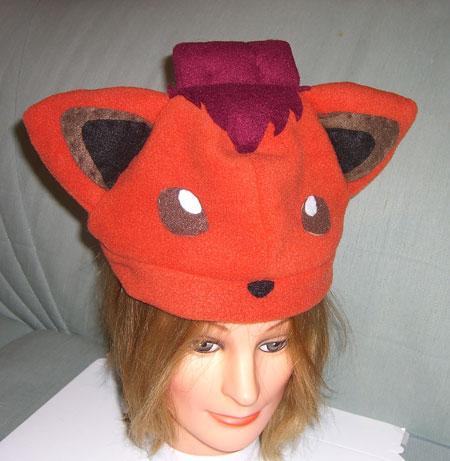 Vulpix hat