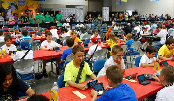 Join us at the 2015 Pokémon National Championships