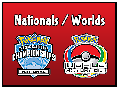 Pokémon National and World Championships