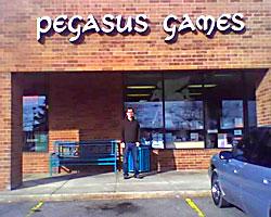 Pegasus Games - Madison, Wisconsin