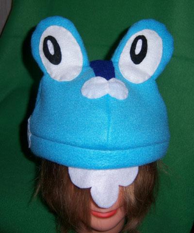 Froakie hat_sm
