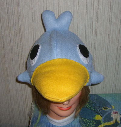 Ducklett hat