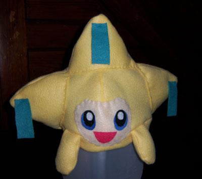 jirachi hat