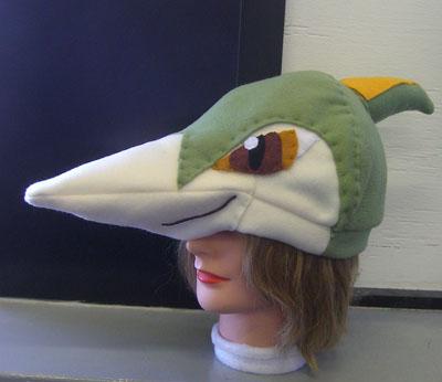 Servine hat
